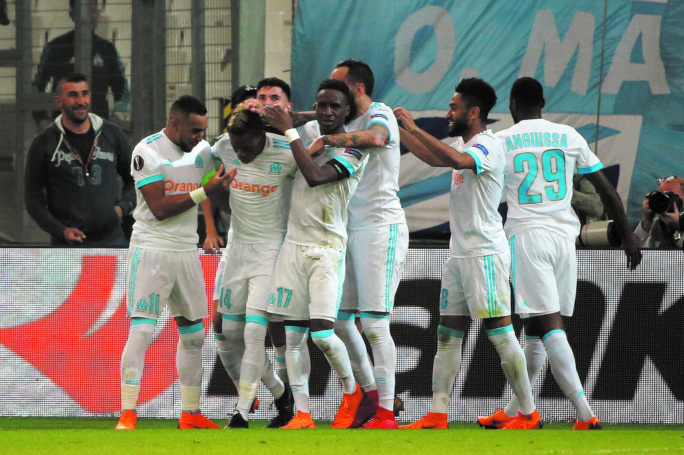 L'OM en ballotage favorable pour jouer la finale de Lyon