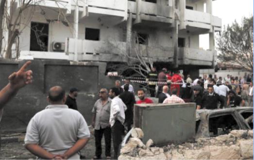 Attaque meurtrière contre le siège de la commission électorale en Libye