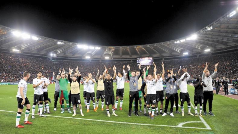 Liverpool tremble devant la Roma mais jouera le Real à Kiev