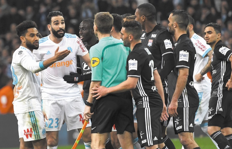 Ligue 1 : Vers des sanctions aggravées pour Rami, Lopes et Marcelo en commission supérieure d'appel de la FFF