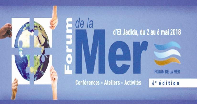 Ouverture à El Jadida du 6ème Forum de la mer
