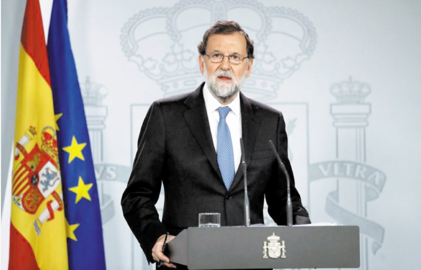 Rajoy rend hommage aux victimes de l'ETA