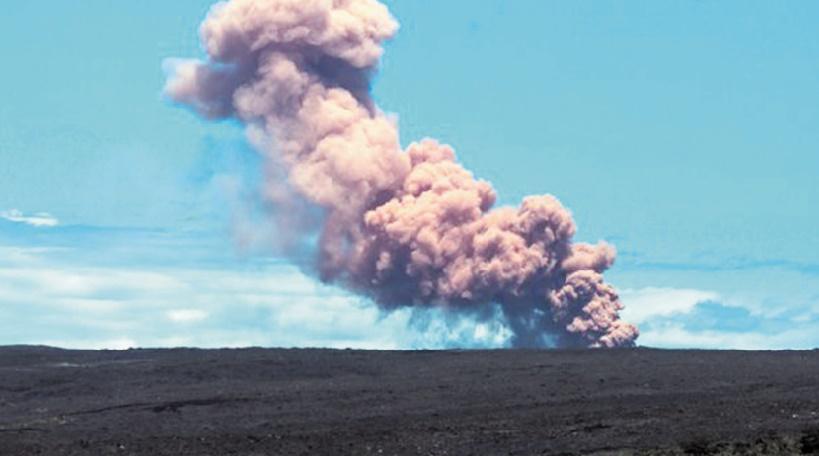 Des milliers d'habitants de Hawai fuient une éruption volcanique