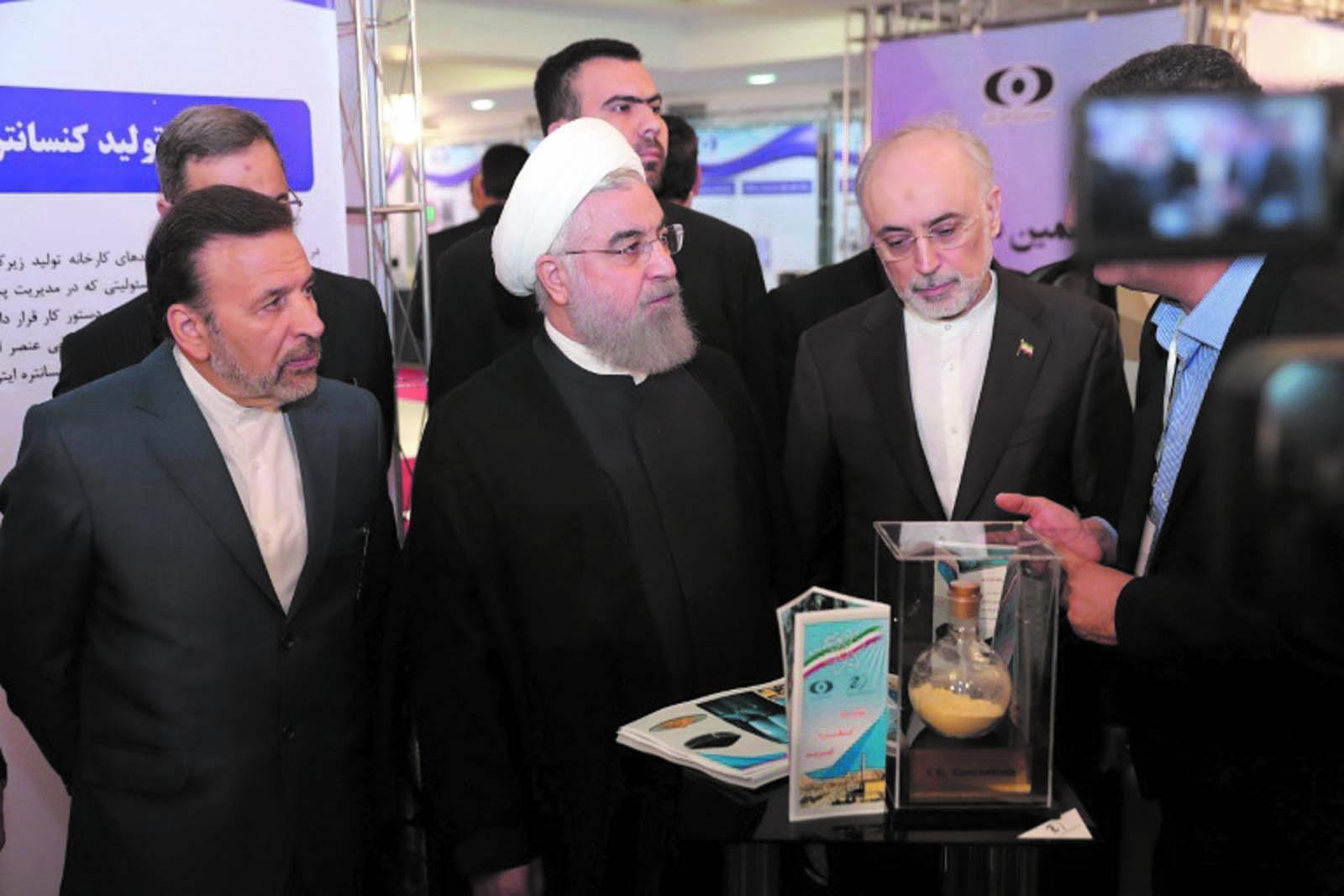 Rohani met en garde Trump avant sa décision sur l'accord nucléaire iranien