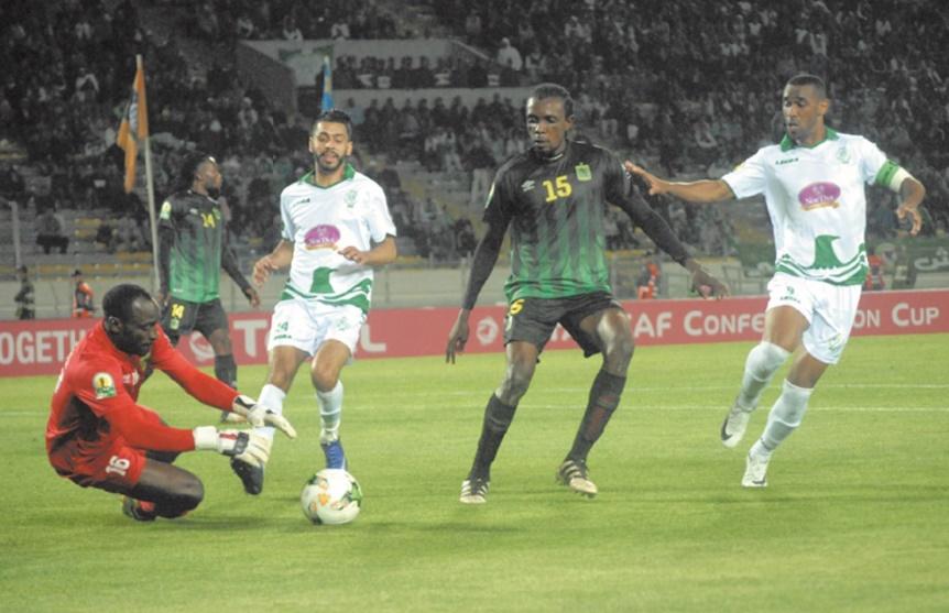 Entame réussie pour la RSB et manquée pour le Raja en Coupe de la CAF
