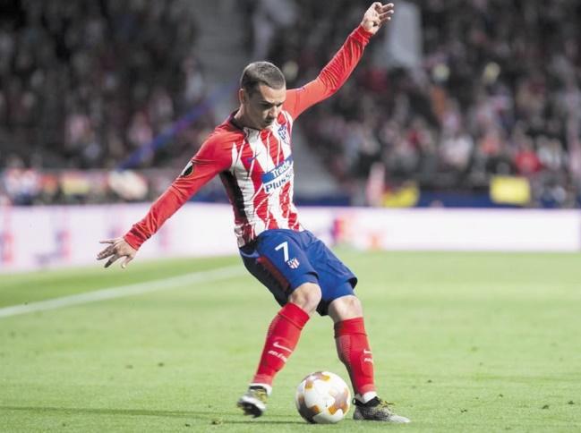 L'Atlético critique la démarche du Barça concernant Griezmann