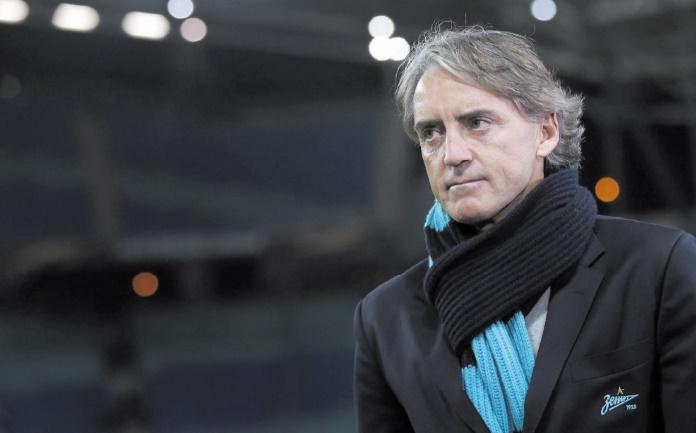 Mancini aux commandes de la sélection italienne