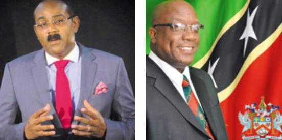 Antigua-et-Barbuda et Saint-Christophe-et-Niévès réitèrent leur soutien à notre intégrité territoriale