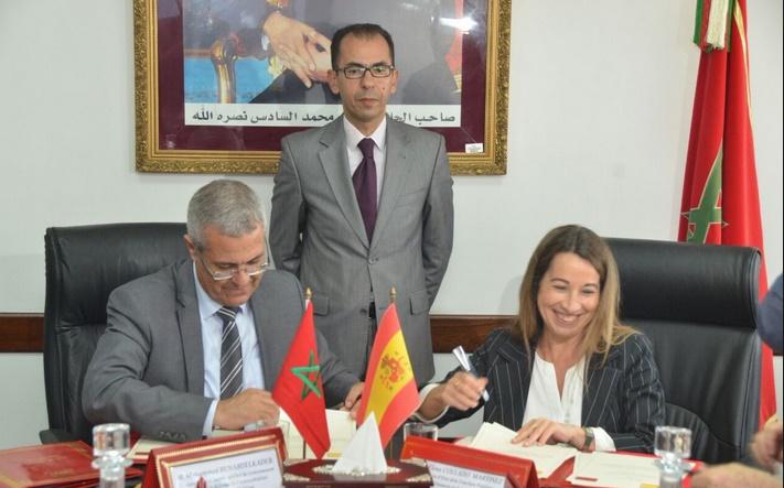 Rabat et Madrid s'engagent à renforcer leur coopération bilatérale