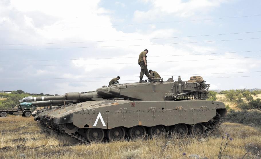 Escalade militaire entre Israël et l'Iran en Syrie