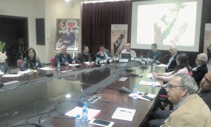"""""""La Palestine aux yeux de nos jeunes"""" : Table ronde organisée à Agadir"""