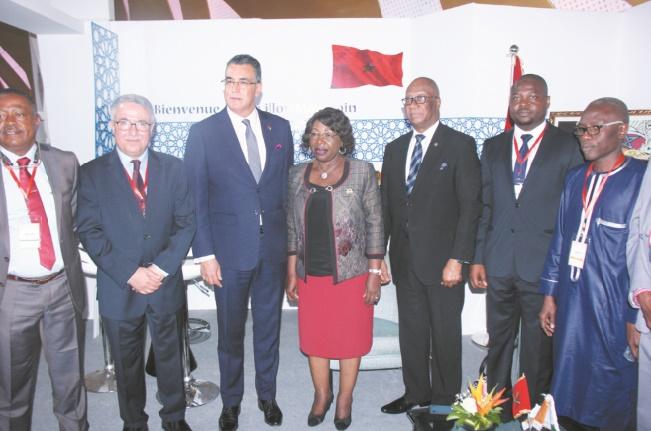 """Participation remarquée du Maroc à l'""""Elec expo Abidjan"""""""