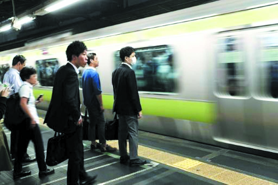 JO-2020 : Risque de paralysie du métro de Tokyo