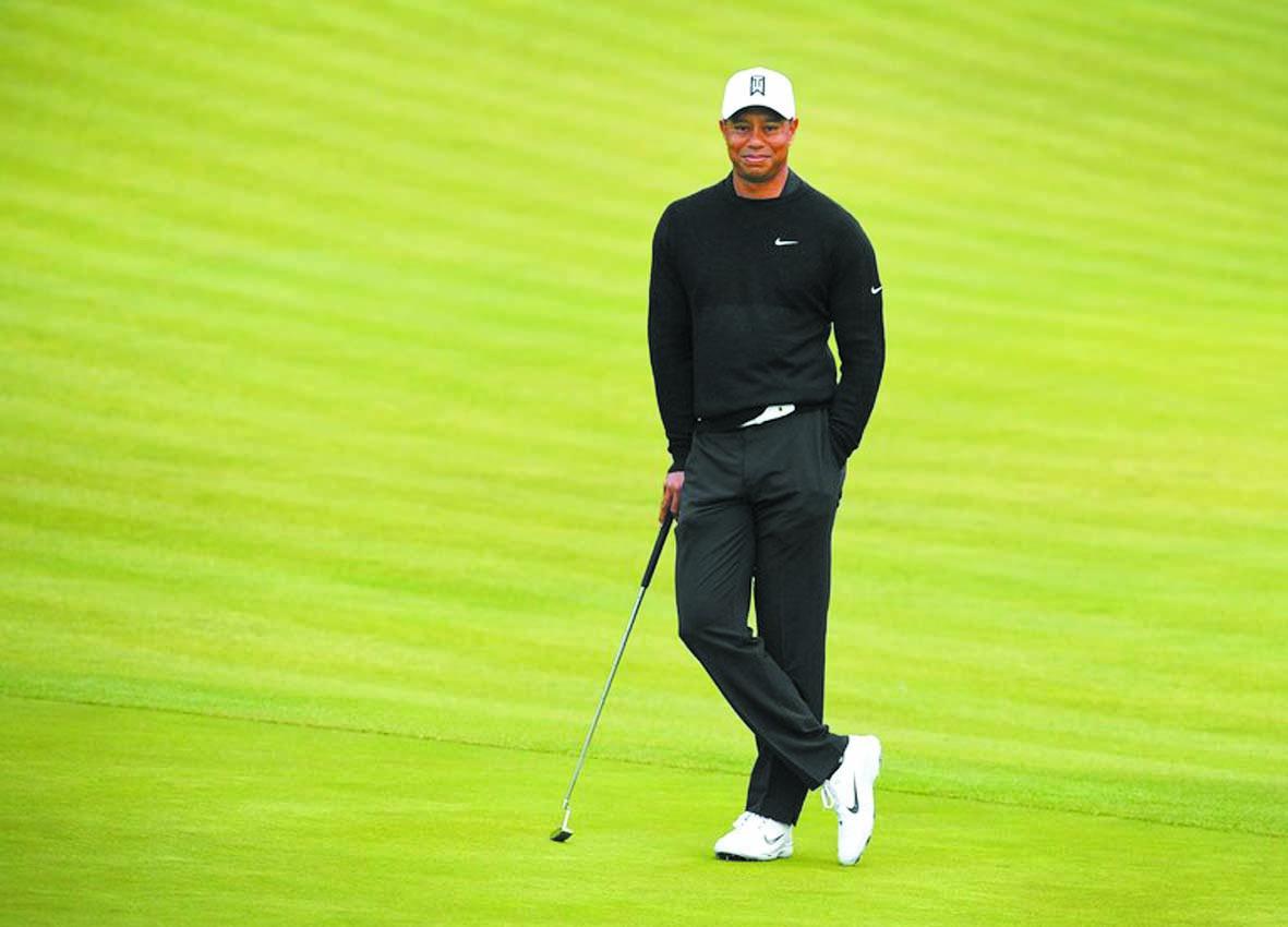 Ces stars sont atteintes de handicaps : Tiger Woods