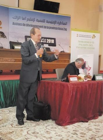 Ramon Moreno : Ni l'Algérie, ni le Polisario n'ont de leçons à donner en matière de droits de l'Homme