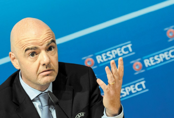 Mondial des clubs : L'UEFA émet de sérieuses réserves face au projet d'Infantino