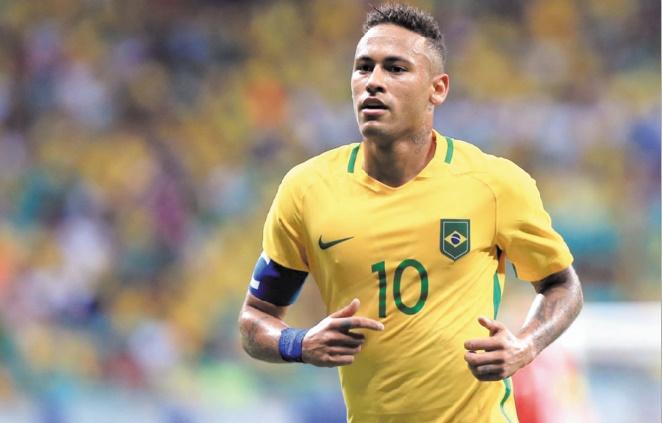 Le retour de Neymar