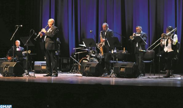 Le public r'bati gratifié d'un spectacle de jazz de haute volée