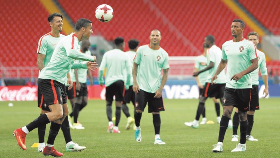 Mondial 2018 : Eder et Nani font les frais du renouveau de la sélection du Portugal