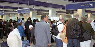 Poursuite de la croissance du trafic passagers au niveau des aéroports du Maroc en avril