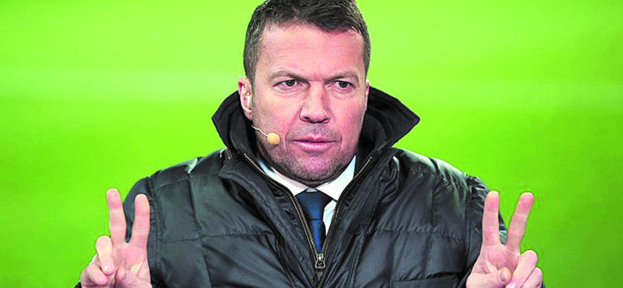 Lothar Matthäus nouvel ambassadeur du Maroc pour l'organisation du Mondial 2026