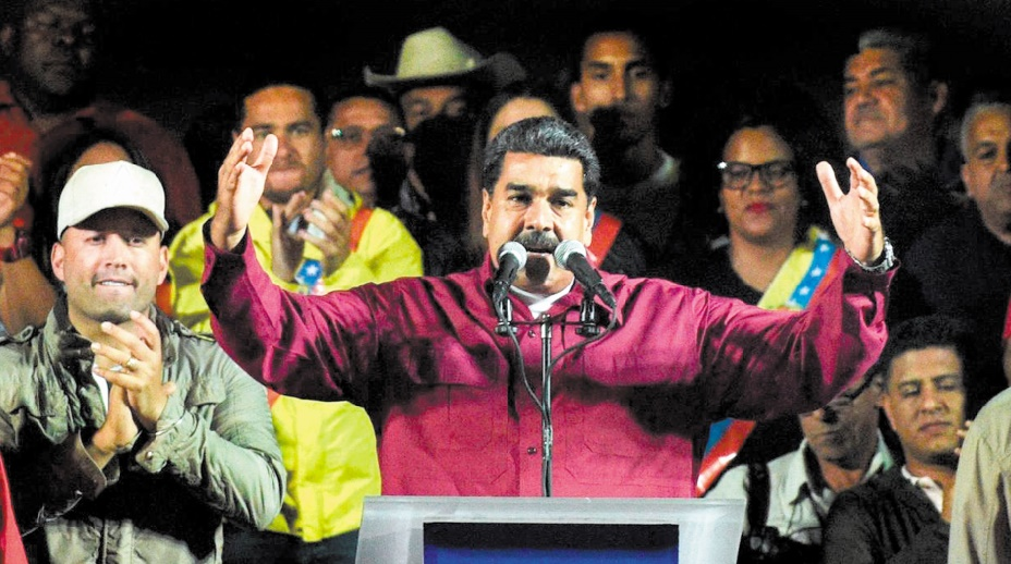 Nicolas Maduro réélu pour un second mandat au Venezuela