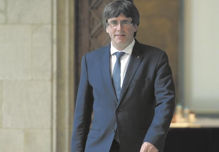 Le parquet allemand prépare l'extradition de Puigdemont