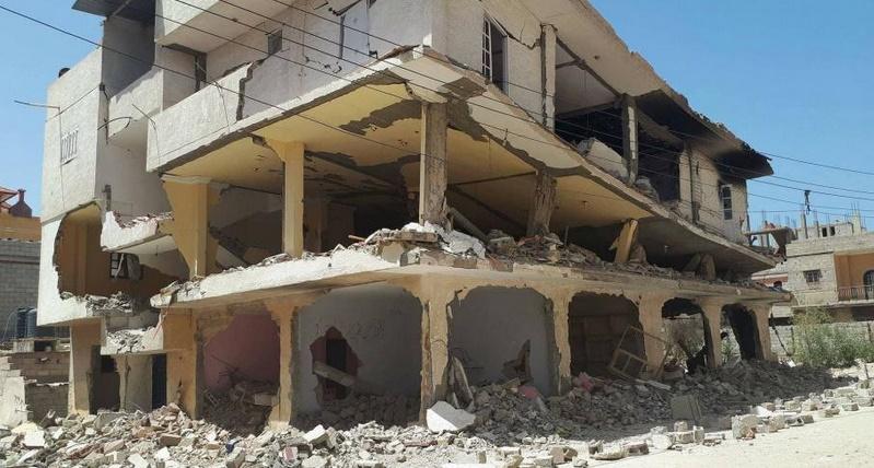 L'armée intensifie les démolitions de maisons dans le Sinaï