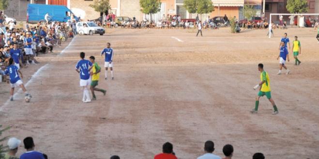 Tournois de football au mois de Ramadan Organisation simple, spectacle assuré