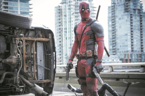 """Deadpool 2"" bondit au sommet du box-office"