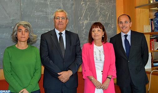 Le Maroc s'enquiert de l'expérience portugaise en matière de modernisation de l'administration