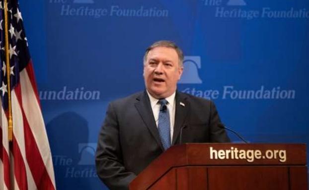Washington décide d'en découdre avec Téhéran