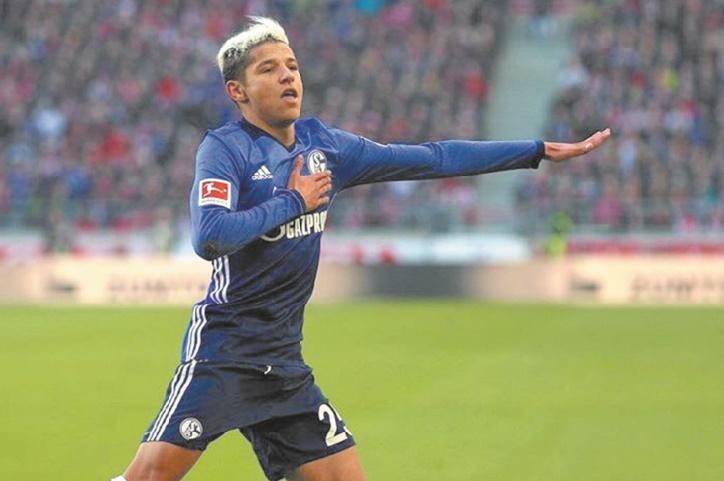 Harit nominé pour le titre de meilleur jeune joueur de la Bundesliga