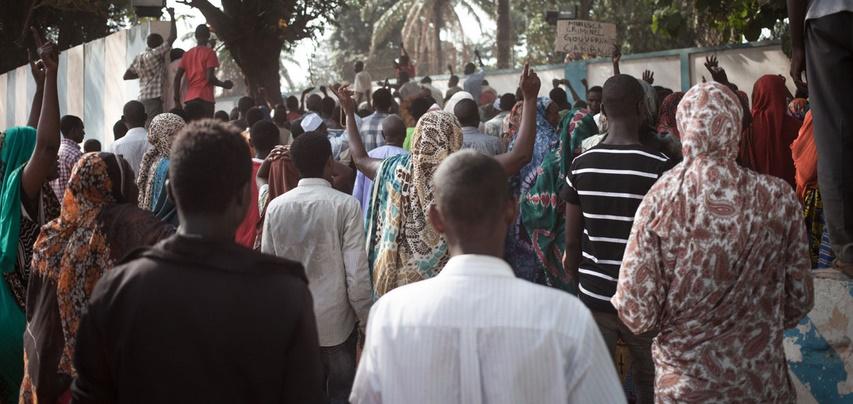 Une dizaine de morts dans des  violences à Bangui