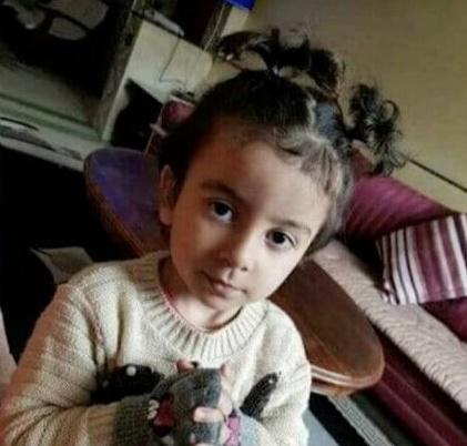 Ghazal la petite fille disparue retrouvée