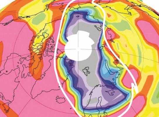 Couche d'ozone: Des signes de violations du traité interdisant les CFC