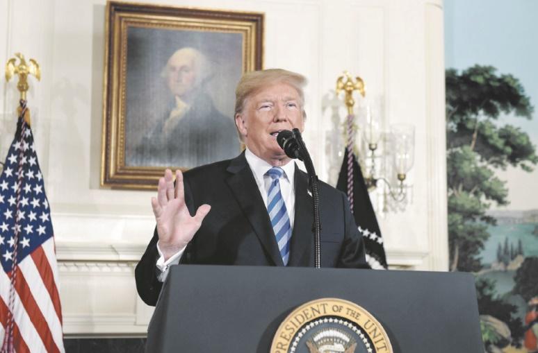 Le deal maker américain supplante le sommet de Singapour