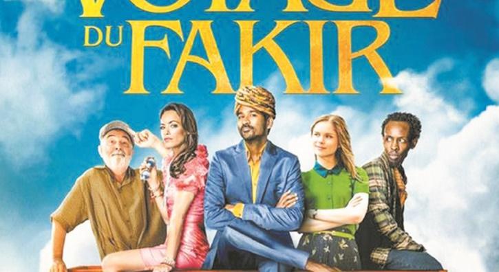 """""""L'Extraordinaire voyage du fakir"""", un roman d'aventures déluré au cinéma"""