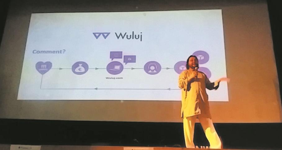 Wuluj, premier portail pour l'accompagnement du financement de start-up basé sur le modèle de la prévente