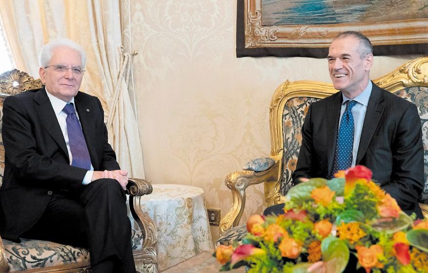 L'Italie s'enfonce dans une crise politique