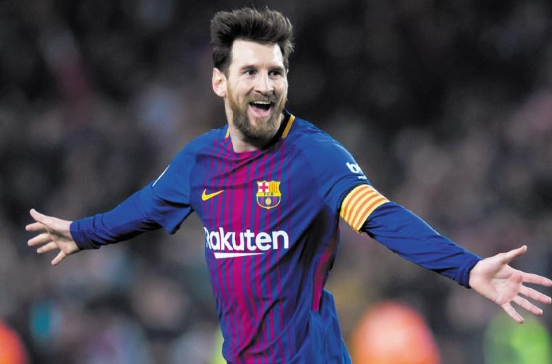 Sur les traces de Messi : Ce cadeau de la vie