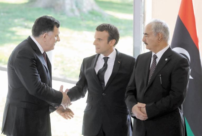 Accord pour la tenue d'élections le 10 décembre en Libye