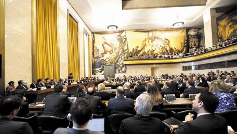 La Conférence du désarmement présidée par la Syrie qualifiée de farce