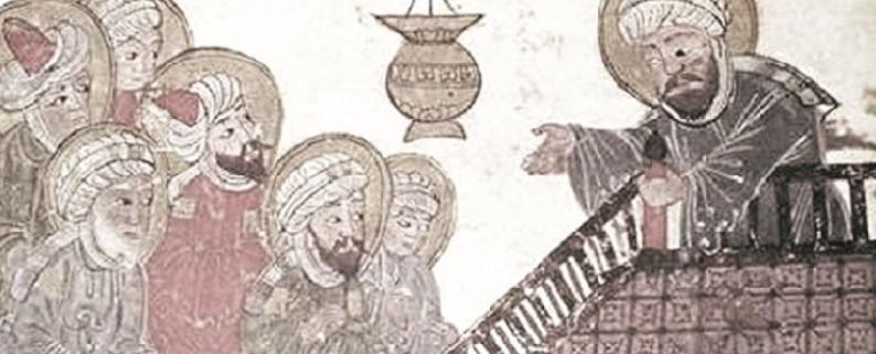 Conférence sur le rôle majeur de l'Adab et des arts islamiques dans la tradition soufie