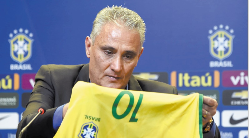 Tite, le sélectionneur qui a redonné la foi au Brésil