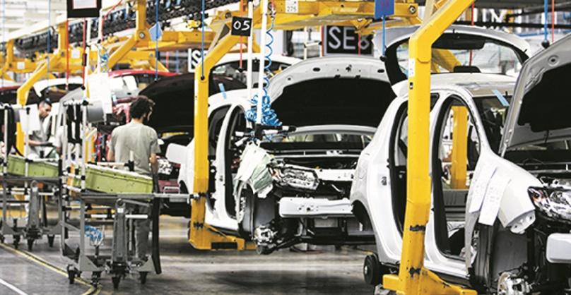 Le Maroc en passe de déloger l'Afrique du Sud pour devenir le premier hub africain de l'industrie automobile