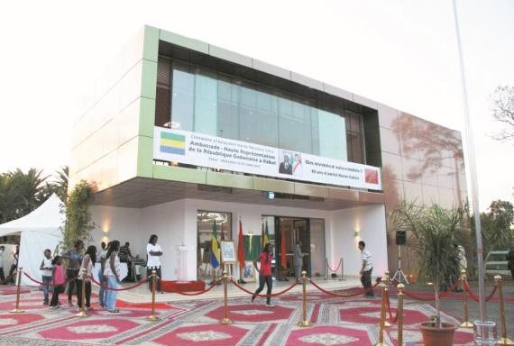 Présence marocaine à la célébration de la diversité culturelle gabonaise