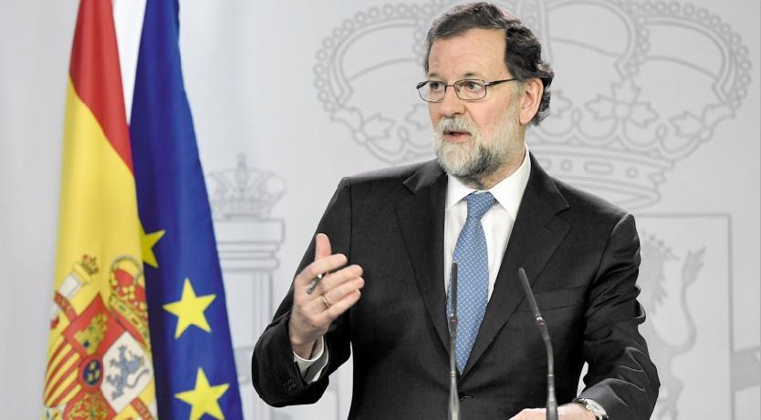 Ciudadanos ne votera pas la défiance à Rajoy en Espagne