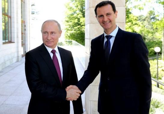Assad menace d'utiliser la force contre des combattants aidés par Washington
