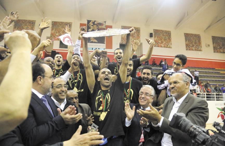 Après la Coupe, l'ASS s'adjuge le championnat de basket